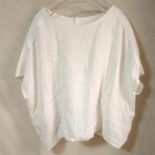 ネストローブ(nest Robe)のネストローブ リネンプルオーバー ブラウス(シャツ/ブラウス(半袖/袖なし))