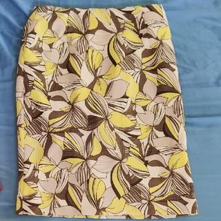 ビッキー(VICKY)の膝丈スカート(ひざ丈スカート)
