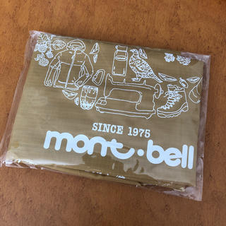 モンベル(mont bell)のmont-bell エコバック(エコバッグ)