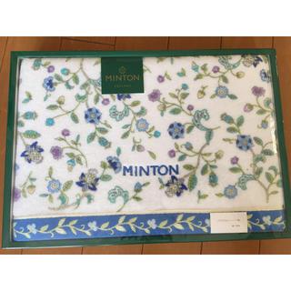 ミントン(MINTON)のMINTON バスタオル(タオル/バス用品)
