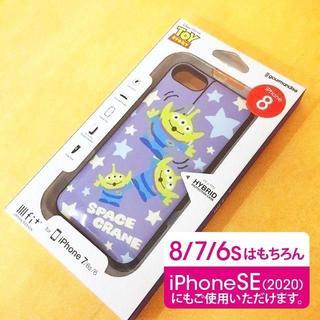 トイストーリー(トイ・ストーリー)のIIIfi+ エイリアン iPhoneSE/8 /7 スマホケース 440F(iPhoneケース)