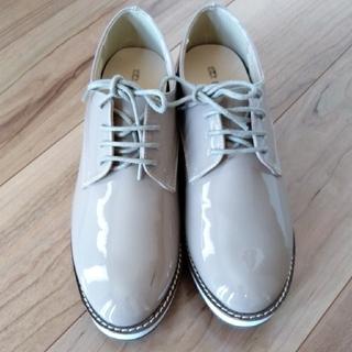 アーバンリサーチ(URBAN RESEARCH)のHEDY インヒール レースアップシューズ(ローファー/革靴)
