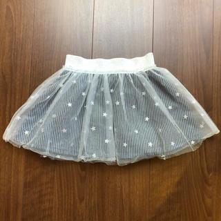 アナスイミニ(ANNA SUI mini)の専用です☆アナスイミニ  チュールスカート 100cm(スカート)