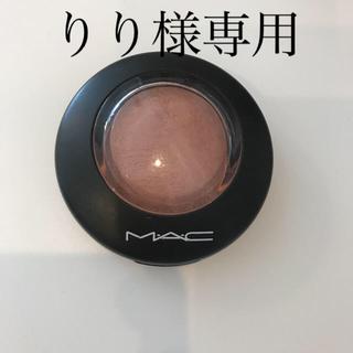 マック(MAC)のM・A・C ミネラライズ ブラッシュ ウォームソウル(チーク)