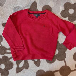 トミーヒルフィガー(TOMMY HILFIGER)のトミーヒルフィガー セーター 100cm 3T(ニット)
