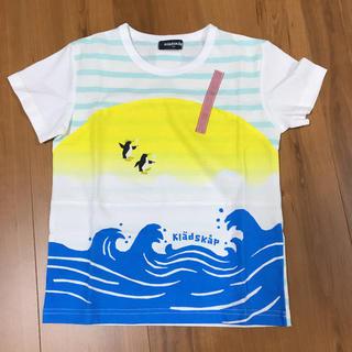 クレードスコープ(kladskap)のクレードスコープ 新品 かき氷 Tシャツ 110(Tシャツ/カットソー)
