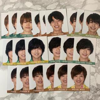 ジャニーズジュニア(ジャニーズJr.)のMyojo データカード デタカ(男性タレント)