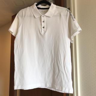 エンポリオアルマーニ(Emporio Armani)のエンポリオアルマーニ ポロシャツ メンズ ゴルフ(ポロシャツ)