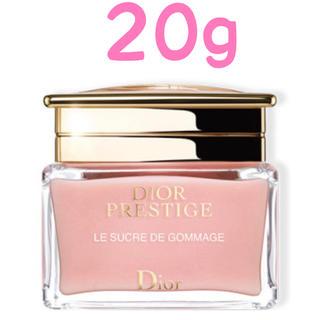 ディオール(Dior)のプレステージルゴマージュ 【洗顔料】(洗顔料)