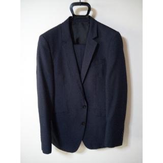 THE SUIT COMPANY - 激安! スーツセレクト セットアップ スーツ ネイビー系