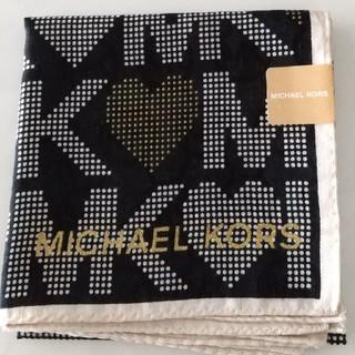 マイケルコース(Michael Kors)の新品MICHAEL KORSハンカチ(ハンカチ)