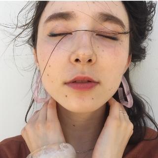 トゥデイフル(TODAYFUL)のタイムセール!yurika akutu イヤリング mm pnk(イヤリング)