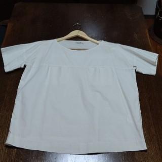 アクネ(ACNE)のアクネ  ブラウス  オフホワイト(シャツ/ブラウス(半袖/袖なし))