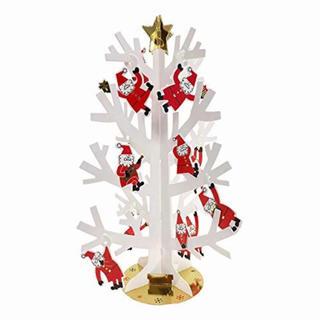 サンリオ(サンリオ)のサンリオ クリスマスカード サンタツリー Sanrio(カード/レター/ラッピング)