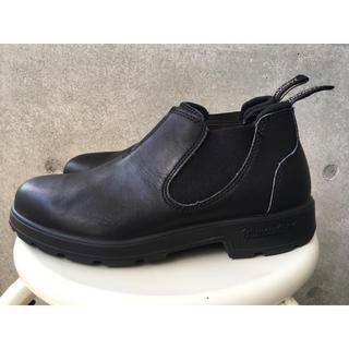 ブランドストーン(Blundstone)の◎新品未使用◎Blundstone(ブランドストーン)UK7  ブラック(ブーツ)