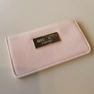 ジミーチュウ(JIMMY CHOO)のJIMMY CHOO PARFUMS 香水 コインケース キーケース ピンク(ポーチ)