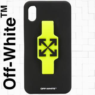 オフホワイト(OFF-WHITE)の★新品/送料込★off-white iPhone XS Max グリップケース(iPhoneケース)