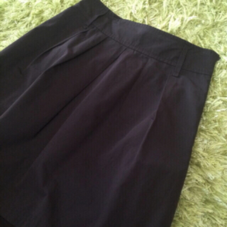 ストラ(Stola.)のstola スカート ブラック ❤️(ひざ丈スカート)