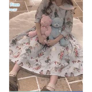アンジェリックプリティー(Angelic Pretty)の♡Angel ワンピース♡(ロングワンピース/マキシワンピース)