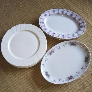 ノリタケ(Noritake)の食器 プレート 皿 8枚セット(食器)