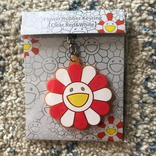 村上隆 zingaro お花 フラワーラバーキーリング キーホルダー(キーホルダー)