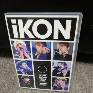 アイコン(iKON)のiKON JAPAN TOUR 2016 DVD(ミュージック)