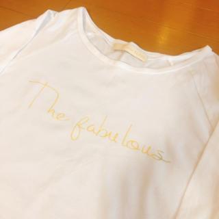 イエナスローブ(IENA SLOBE)のスローブイエナ  長袖 Tシャツ(Tシャツ(長袖/七分))