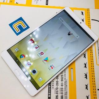 エヌティティドコモ(NTTdocomo)の2-5551 中古!docomo dtab Compact d-01J (タブレット)