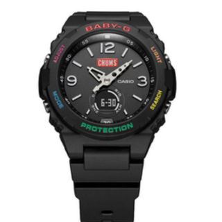 ベビージー(Baby-G)のCASIO BABY-G CHUMS コラボモデル BGA-260CH-1AJR(腕時計(デジタル))