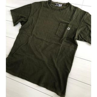 グッドイナフ(GOODENOUGH)のFINESSE フィネス 胸ポケ付Tシャツ(Tシャツ/カットソー(半袖/袖なし))