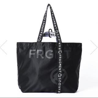 フラグメント(FRAGMENT)の新品 FRAGMENT DESIGN RAMIDUS TOTE BAG L(トートバッグ)