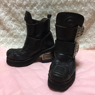 New Rock ニューロック ブーツ(ブーツ)