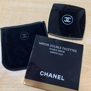 シャネル(CHANEL)のCHANEL シャネル コンパクトミラー 新品未使用(ミラー)