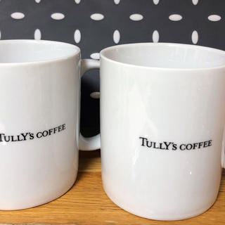 タリーズコーヒー(TULLY'S COFFEE)のタリーズペアマグカップ(グラス/カップ)