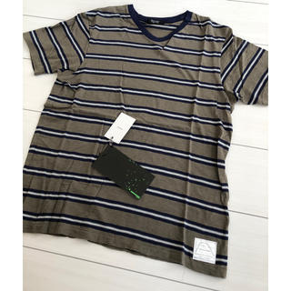 アンダーカバー(UNDERCOVER)のUNDERCOVER アンダーカバー  UNDERMAN期 ボーダーTシャツ(Tシャツ/カットソー(半袖/袖なし))