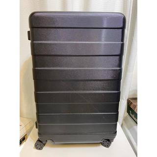 ムジルシリョウヒン(MUJI (無印良品))の無印良品  ハードキャリー62L スーツケース トランク ハードキャリー(トラベルバッグ/スーツケース)