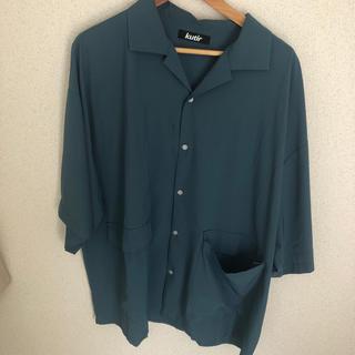 ハレ(HARE)のKutir オープンカラーシャツ(シャツ)