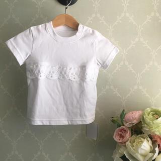 ネネット(Ne-net)の【新品未使用】ネネット キッズTシャツ 80-90(Tシャツ)