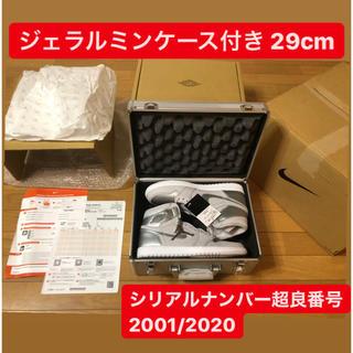 ナイキ(NIKE)の激レア AJ1 co.jp tokyo エアジョーダン ジェラルミンケース (スニーカー)