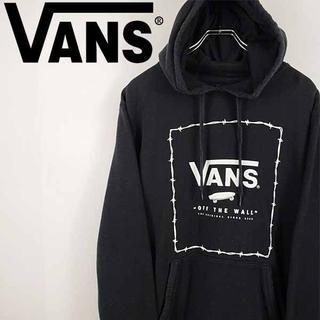 ヴァンズ(VANS)の【古着】Vans ヴァンズ ビッグロゴ スウェット パーカー USサイズ(パーカー)