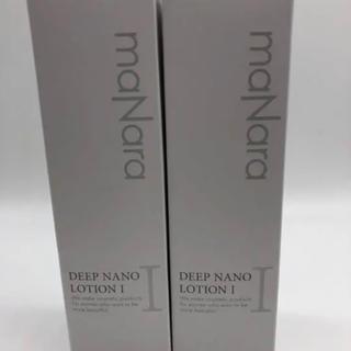 マナラ(maNara)のむぐ様専用 新品 未使用 マナラ ディープナノローション l 2本セット(美容液)
