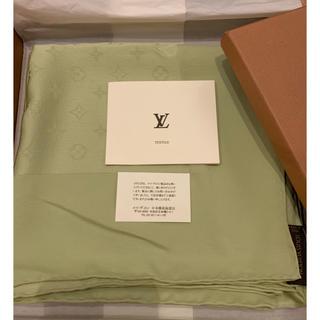 ルイヴィトン(LOUIS VUITTON)の新品未使用☆LOUIS VUITTON モノグラム スカーフ☆(バンダナ/スカーフ)