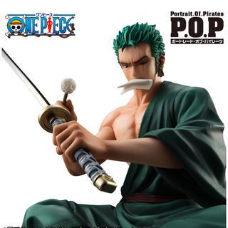 メガハウス(MegaHouse)のワンピース ゾロ P.O.P S.O.C 新品(フィギュア)