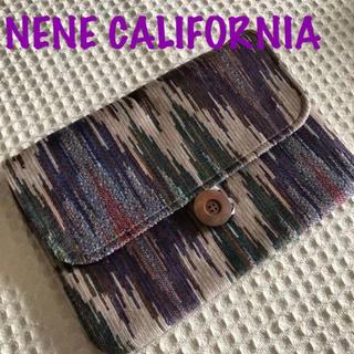 Ron Herman - NENE CALIFORNIA ネネカリフォルニア ロンハーマン クラッチバッグ
