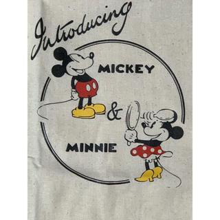 ディズニー(Disney)の早い者勝ち!ベストセラー!ミッキーミニー エコバッグ ディズニー ポイント消化(エコバッグ)