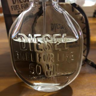 ディーゼル(DIESEL)のdiesel 香水 Fuel for life(香水(男性用))