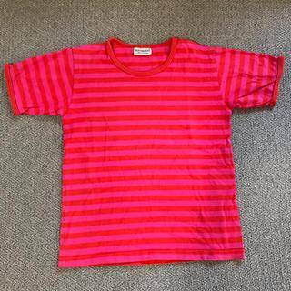 マリメッコ(marimekko)のマリメッコ ボーダーTシャツ 120(Tシャツ/カットソー)