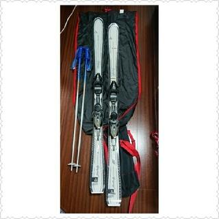 フィッシャー(Fisher)のFischer170センチ スキー板およびDalbello Mantis 85(板)