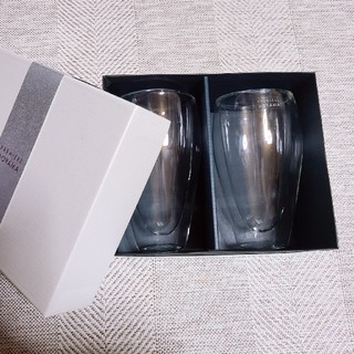 プルミエール(PREMIERE)のプルミエール・アオヤマ  ニュイ ペアサーモグラス(グラス/カップ)