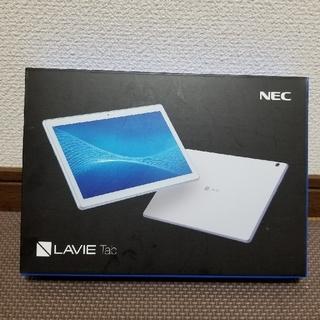 エヌイーシー(NEC)のNEC LAVIE Tab E pc410JAW タブレット(タブレット)